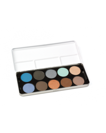 Eyeshadow Pallet 10
