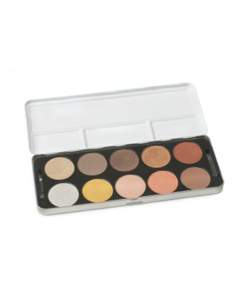 Eyeshadow Pallet Satin