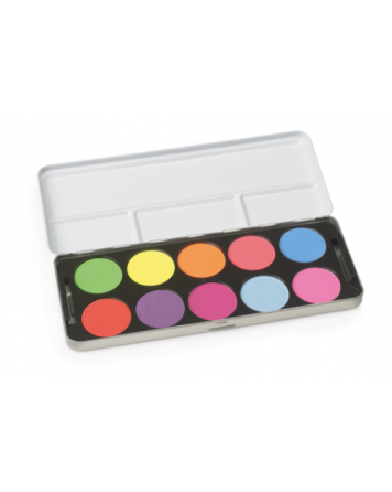 Eyeshadow Pallet Fluorescent