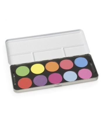Vivid Colour Pallet